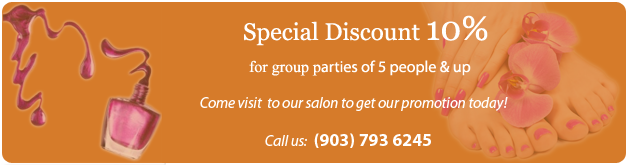 special in Modern Nails & Spa